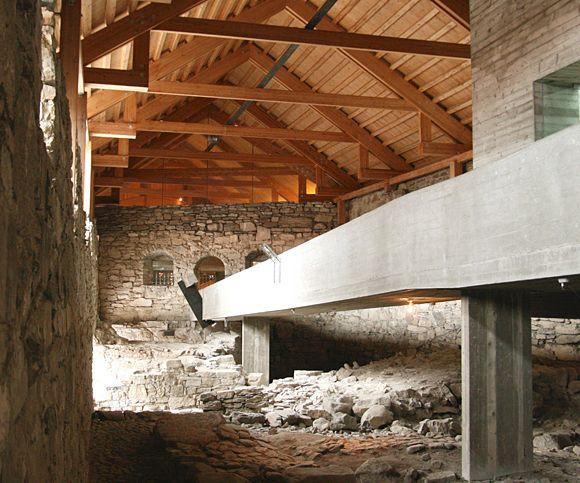 SVERRE FEHN | Hedmark Museum | Hamar Nourega | Architectures