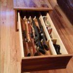 Hidden gun coffee table | WoodWorking