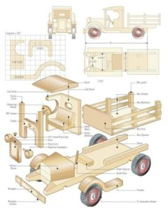 "Cabin stake truck ""C"" 
