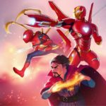 DR. STRANGE IRONMAN SPIDERMAN IN İNFINITY WAR | Marvel Comics