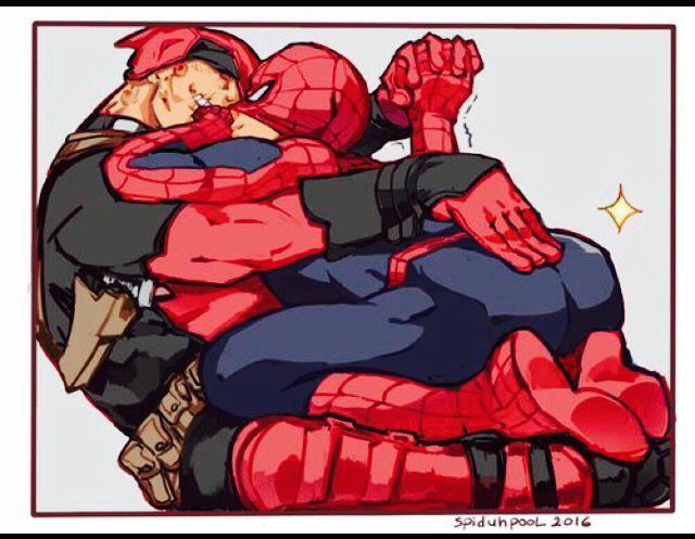 #SPIDEYPOOL #SPIDERMAN #MARVEL #DEADPOOL | Marvel Comics