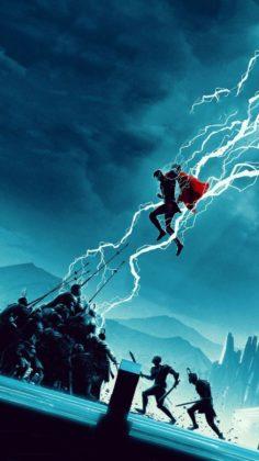 WALLPAPER OF THOR RAGNAROK   Marvel Comics