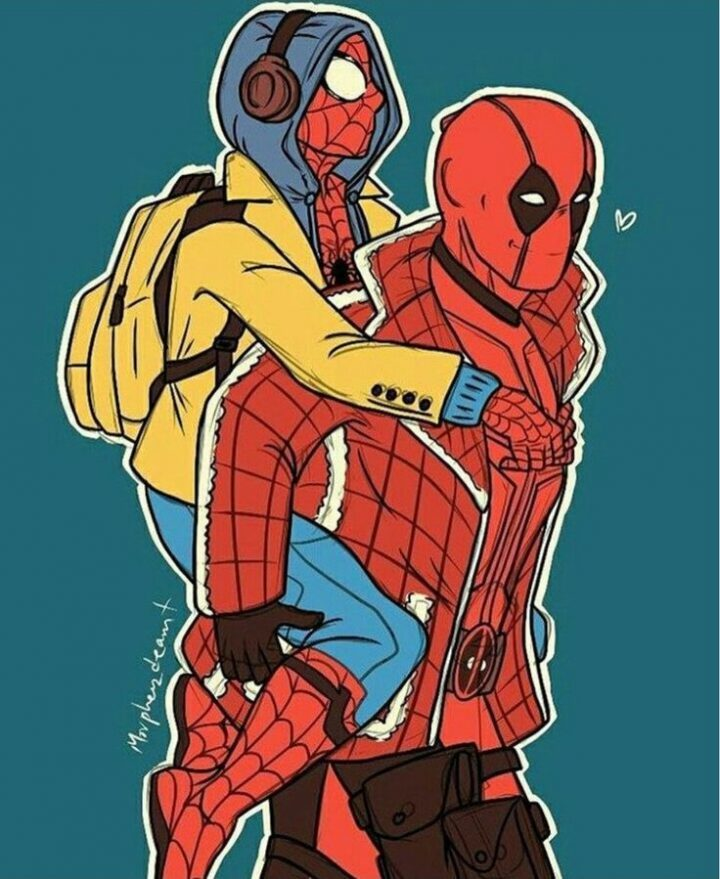#SPIDEYPOOL #SPIDERMAN #DEADPOOL | Marvel Comics