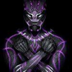 MCU BLACK PANTHER ART | Marvel Comics