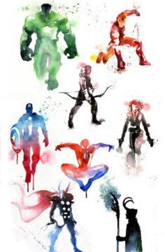 17+ BEST IDEAS ABOUT MARVEL TATTOOS | Marvel Comics